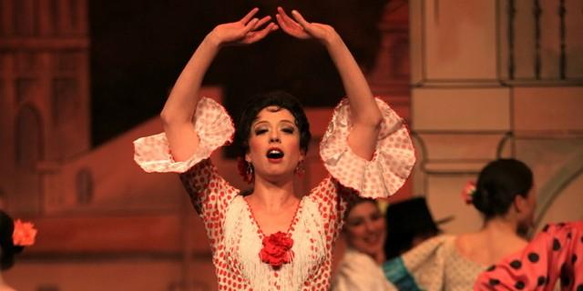 Violettes Impériales au Théâtre de l'Opérette de Lyon – janvier 2014