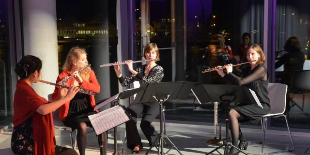 Tournée en Norvège avec le quatuor 4 Tempi – novembre 2014