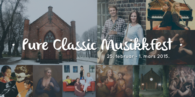 Pure Classic Musikkfest – février 2015