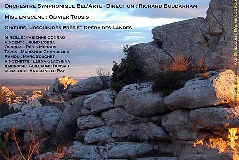 Mireille de Gounod – avril 2015