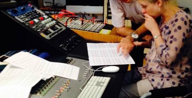 Enregistrement CD – Davide Perrone – septembre 2015