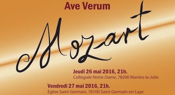 Exsultate, Jubilate et Grande messe en Ut mineur de Mozart – mai 2016