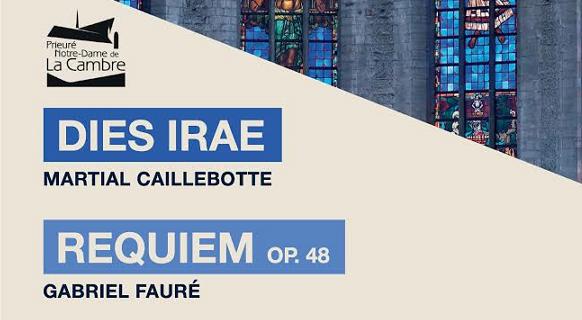 Concert à l'Abbaye de la Cambre – novembre 2016