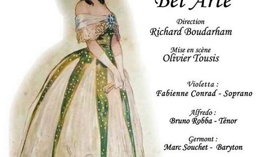 La Traviata de Verdi – mars 2017