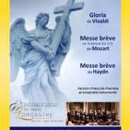 Concert avec l'Ensemble Zoroastre – mars 2017