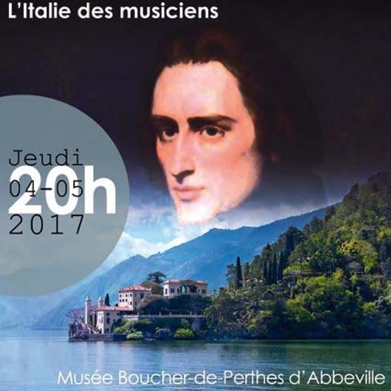 Concert au Musée Boucher-de-Perthes d'Abbeville – mai 2017
