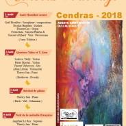 Nuit de la mélodie française à l'Abbaye de Cendras – août 2018