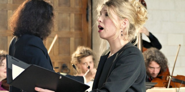 Concert avec l'ensemble Zoroastre – Abbaye du Bel Hellouin – mai 2019