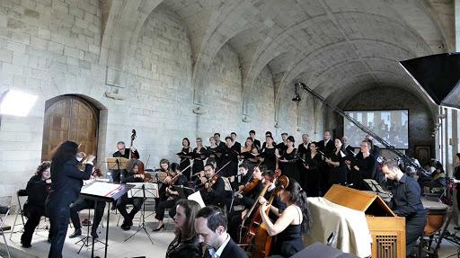 Grande Messe en Ut de Mozart – Abbaye du Bec-Hellouin – mai 2020